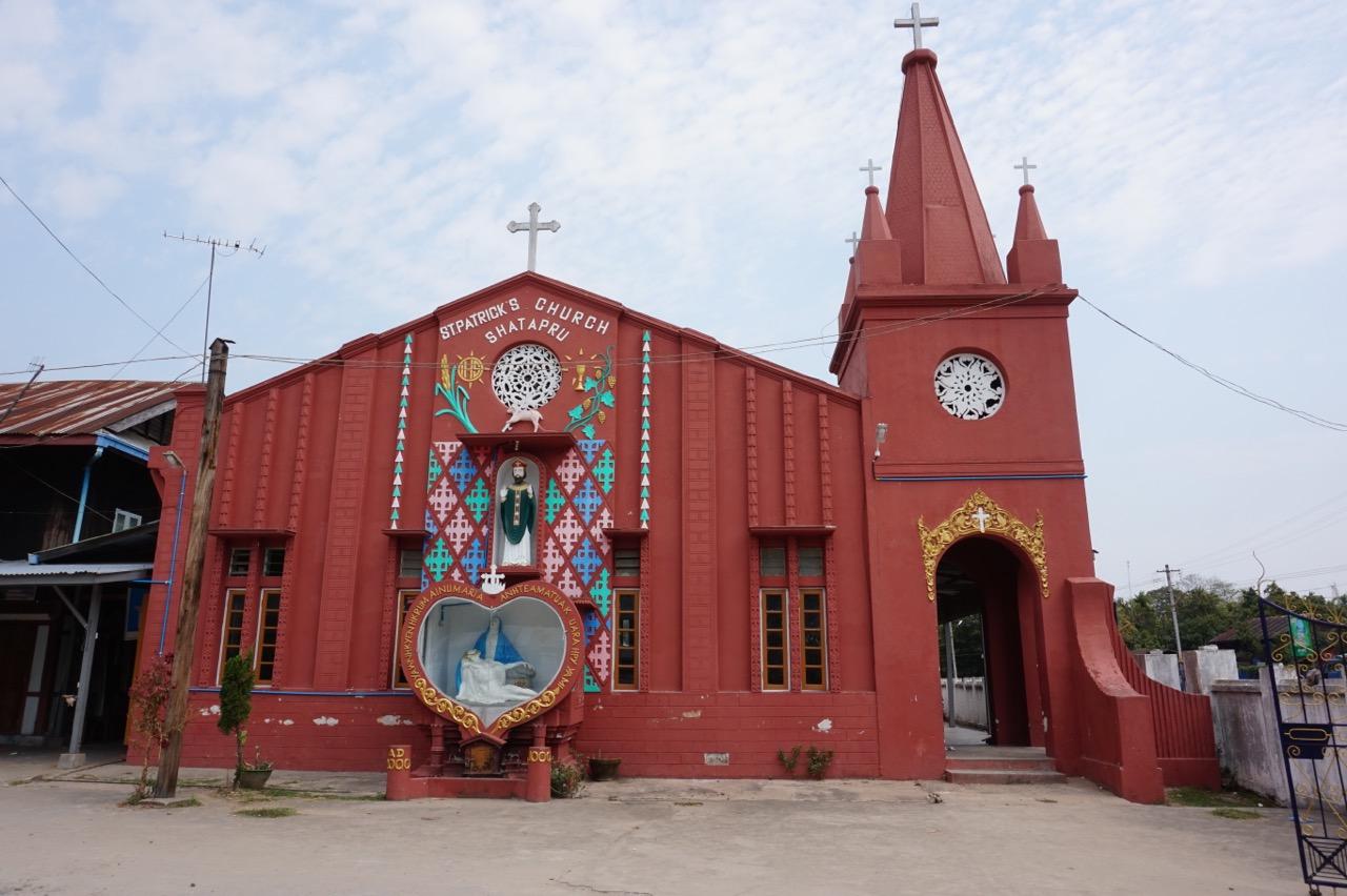 ミッチーナの教会
