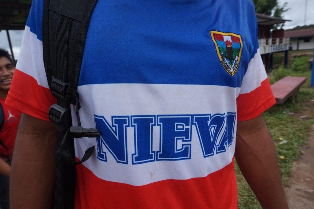 サンタマリア・デ・ニエバの「ニエバ」