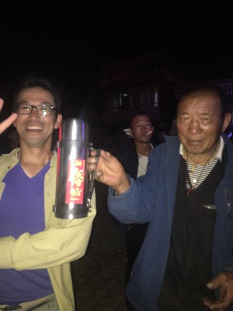 井上さんと、水筒を買ったおっちゃん