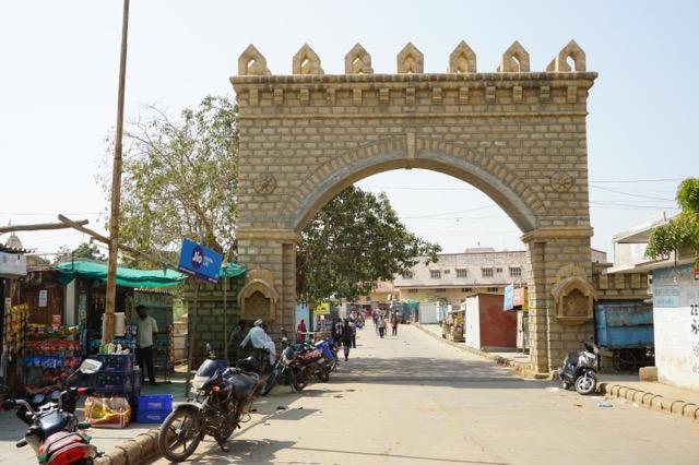 ナラヤンサロヴァー入口