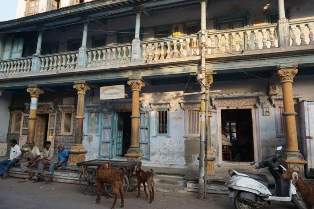 マンドビの旧市街