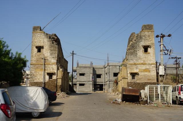 マンドビ旧市街