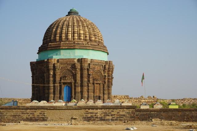 Pir Ghaus Mohammed Kubo tomb
