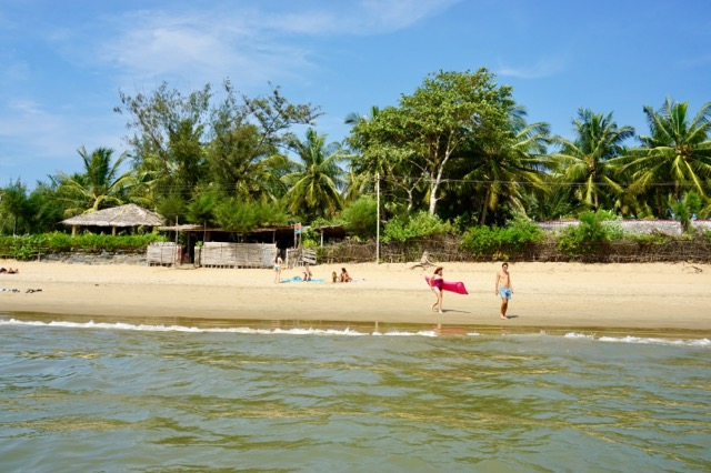 ゴカルナのオムビーチ