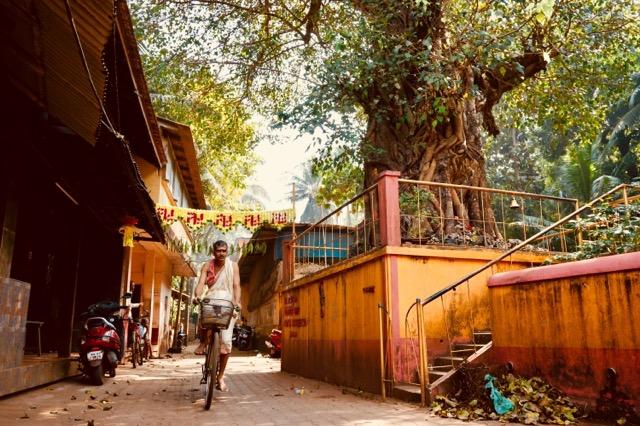 ゴカルナの町