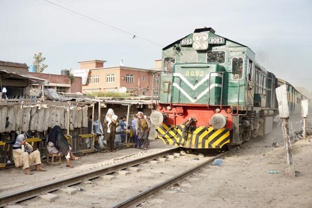 パキスタンの鉄道