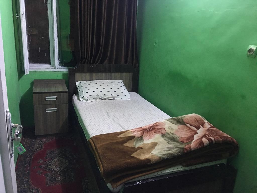カブールの安宿「Salsal Guest House」