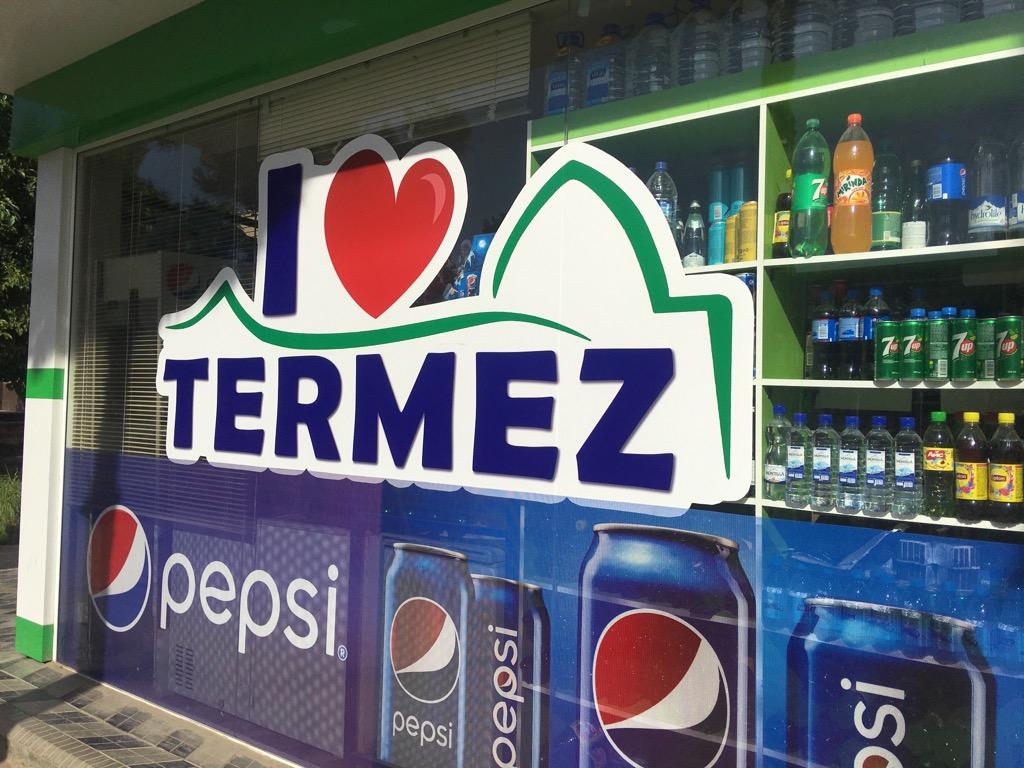 I LOVE TERMEZ
