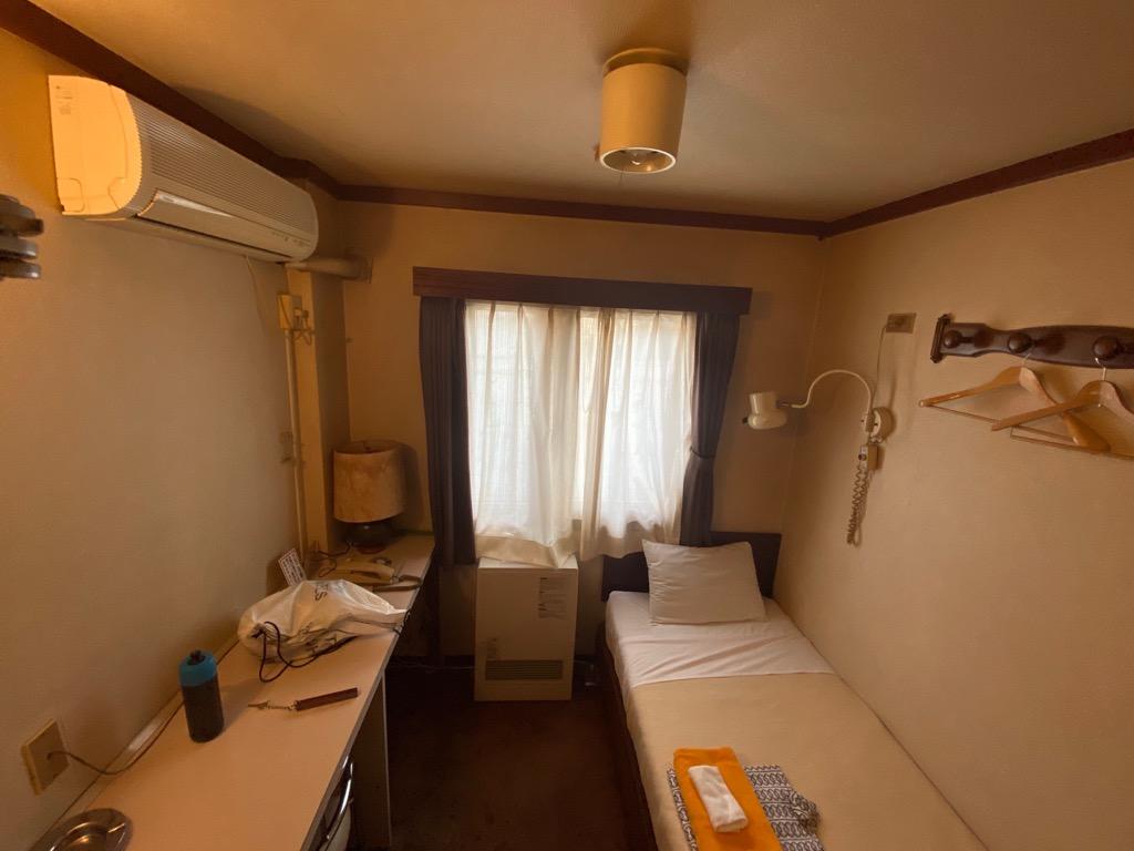佐久市の格安ホテル「佐久イン 清水屋旅館」の部屋