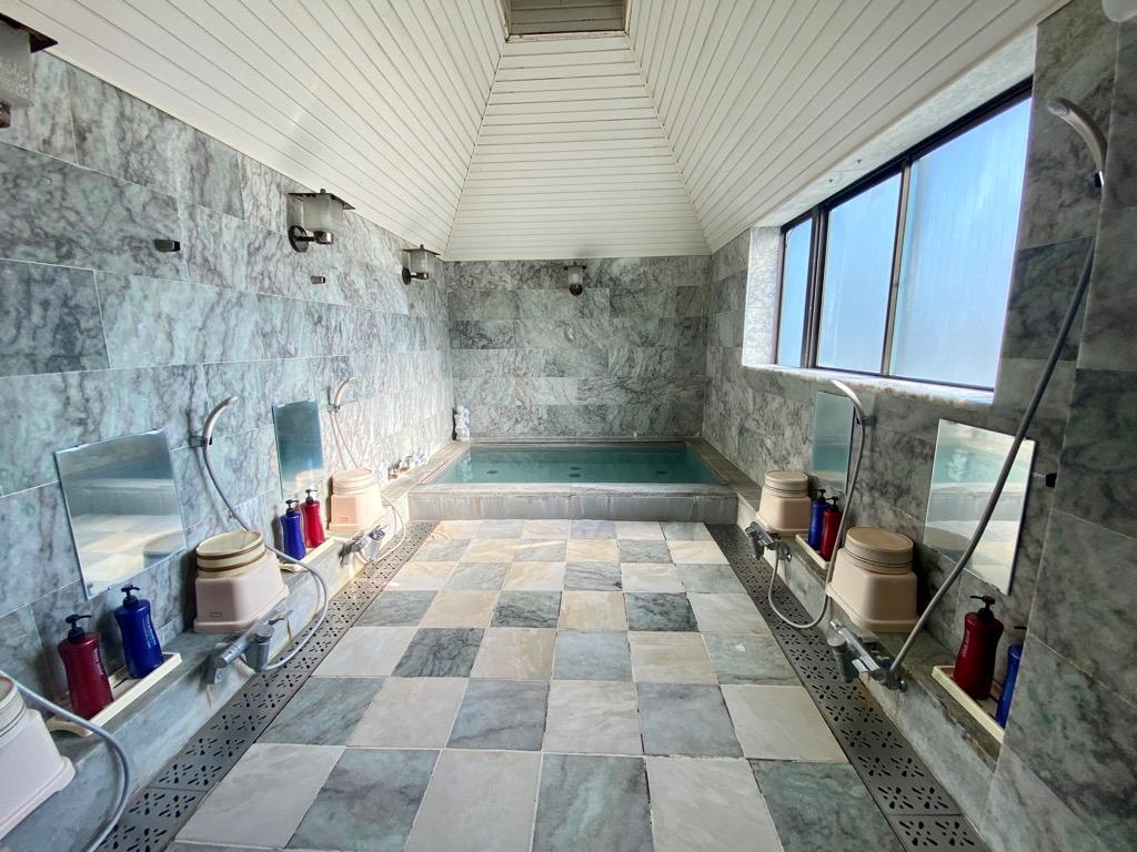 「佐久イン 清水屋旅館」の大浴場