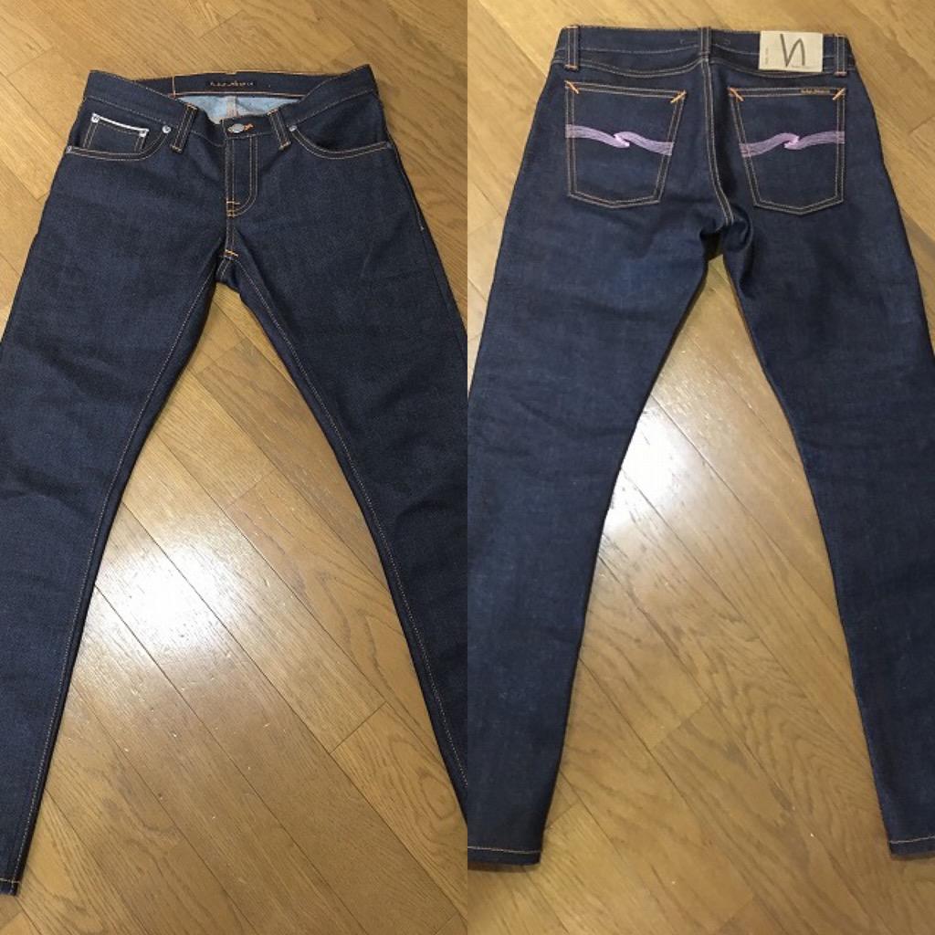 Long John Sakura Selvage - nudie jeans