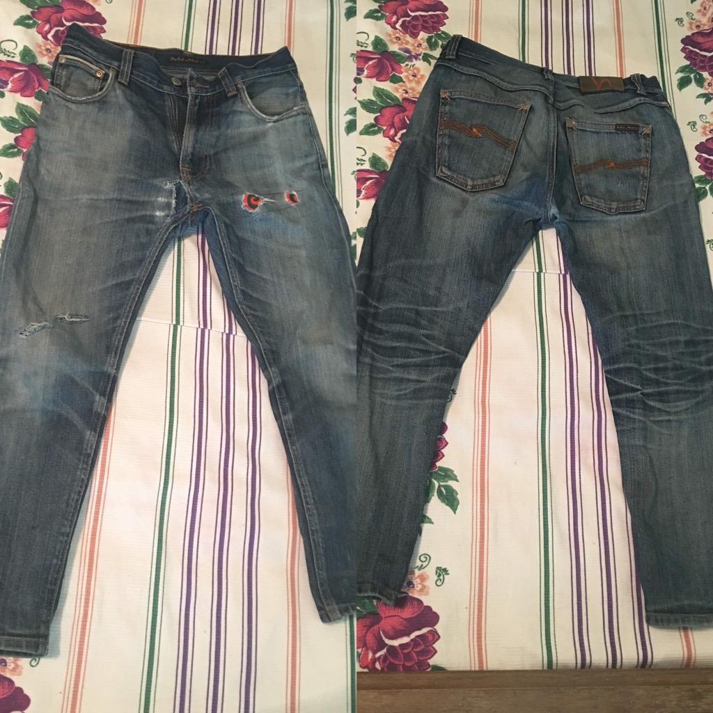 Brute Knut - nudie jeans in kyrgyzstan