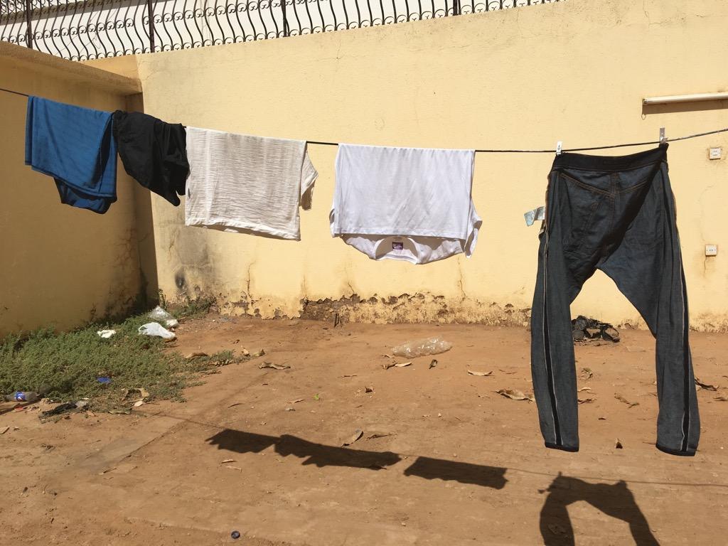 Brute Knut - nudie jeans in Sudan