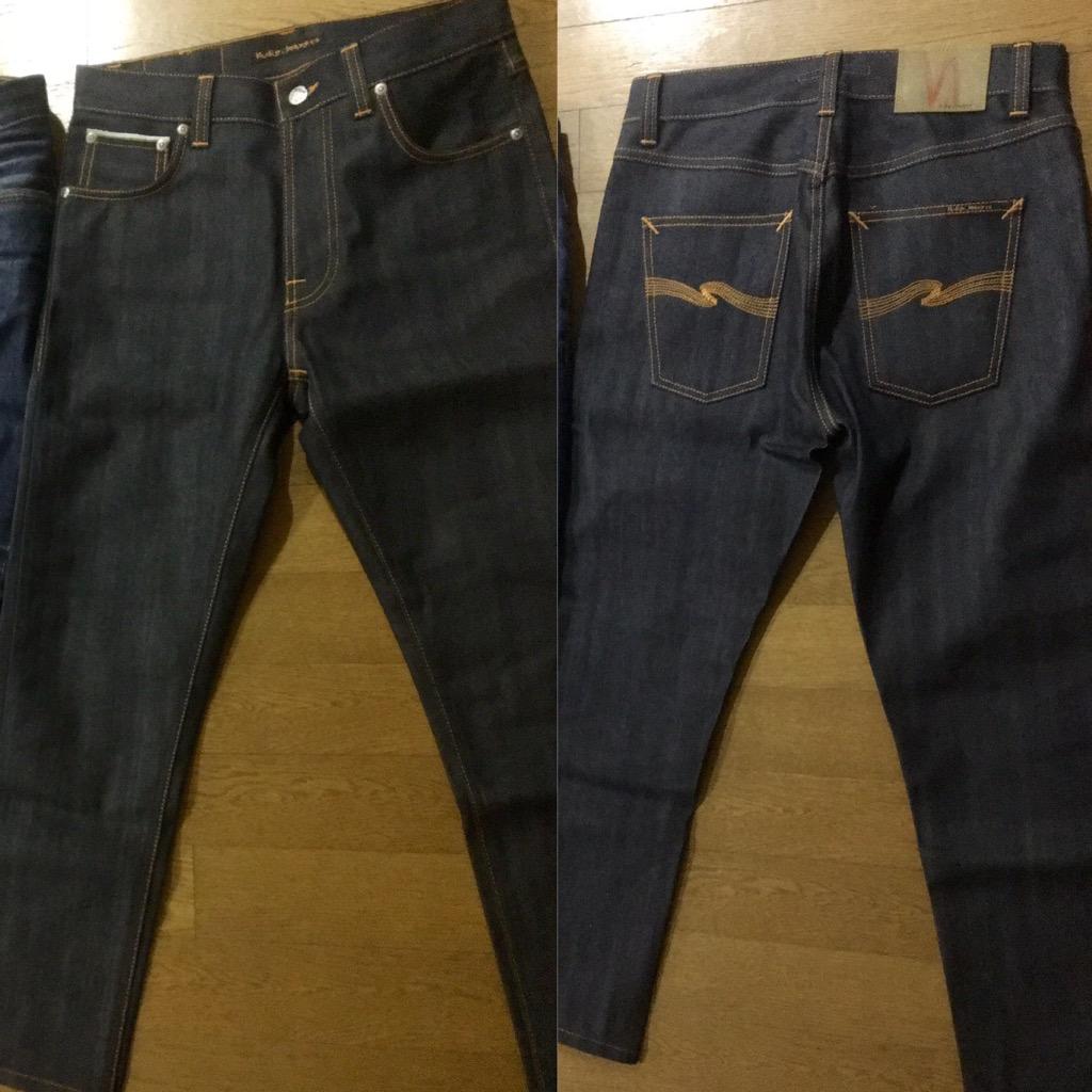 Brute Knut - nudie jeans