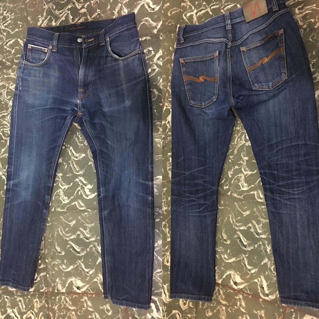 Brute Knut - nudie jeans in Paraguay