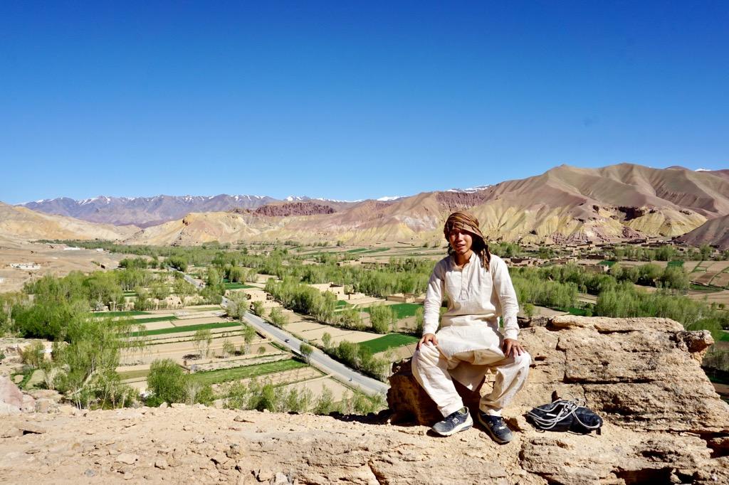 アフガニスタンからウズベキスタンへ陸路国境越え!   あっ旅